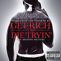 Обложка альбома Various Artists «Get Rich or Die Tryin'» (2005)