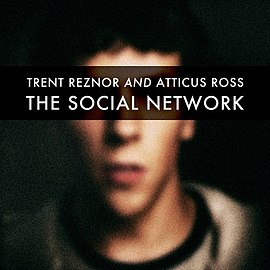 Обложка альбома «The Social Network» ()