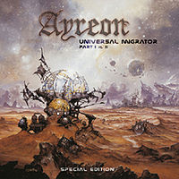 Обложка альбома Ayreon «Universal Migrator: The Dream Sequencer» (2000)