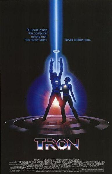 ФОтография постера фильма Трон для этого блога