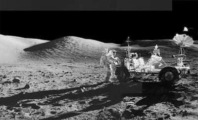 astronauts apollo 17 - 1200×729