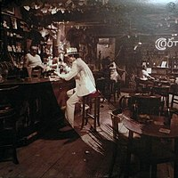 Обложка альбома Led Zeppelin «In Through the Out Door» (1979)