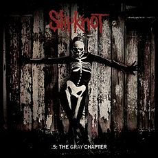 Обложка альбома Slipknot «.5: The Gray Chapter» (2014)