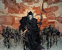 Corvus Glaive (Earth-616) from New Avengers Vol 3 8 001.jpg