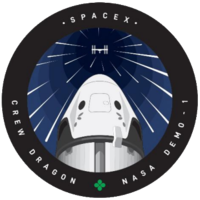 SpaceX Demo-1 patch.png