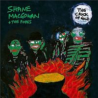Обложка альбома Shane MacGowan and The Popes «The Crock of Gold» (1997)