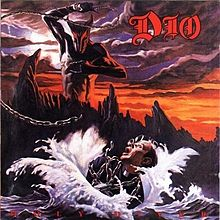 Обложка альбома Dio «Holy Diver» (1983)