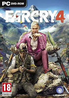 Far Cry 4 [v 1.10 + DLC's] (2014) PC | RePack