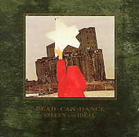 Обложка альбома Dead Can Dance «Spleen and Ideal» (1985)