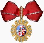Знак ордена Святой великомученицы Екатерины.png