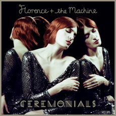 Обложка альбома Florence and the Machine «Ceremonials» (2011)