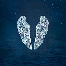 Обложка альбома Coldplay «Ghost Stories» (2014)