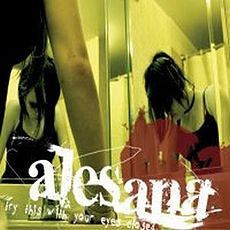 Обложка альбома Alesana «Try This with Your Eyes Closed» (2005)
