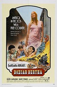 Furgon Bertha (1972)
