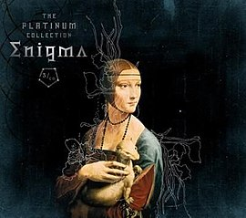 Обложка альбома Enigma «The Platinum Collection» (2009)
