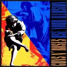 Обложка альбома Guns N' Roses «Use Your Illusion» (1998)