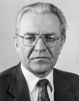 Михаил Фёдорович Ненашев