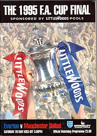 1995 FA Cup Final programme.jpg