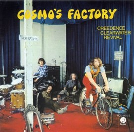 Обложка альбома Creedence Clearwater Revival «Cosmo's Factory» (1970)