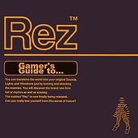 Обложка альбома  «Rez / Gamer's Guide to…» (2002)
