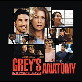 Обложка альбома Various artists «Grey's Anatomy Original Soundtrack» (2011)