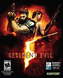 скачать игру на пк через торрент resident evil 5