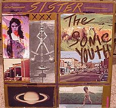 Обложка альбома Sonic Youth «Sister» (1987)