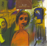 Обложка сингла «Coffee & TV» (Blur, 1999)