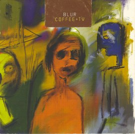 Обложка сингла Blur «Coffee & TV» (1999)