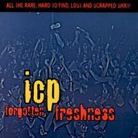 Обложка альбома Insane Clown Posse «Forgotten Freshness» (1995)