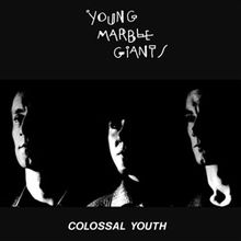 Обложка альбома Young Marble Giants «Colossal Youth» ({{{Год}}})