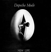 Обложка сингла «New Life» (Depeche Mode, 1981)