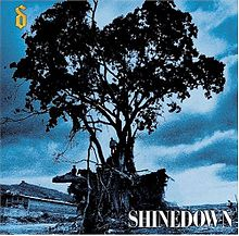 Обложка альбома Shinedown «Leave a Whisper» (2003)
