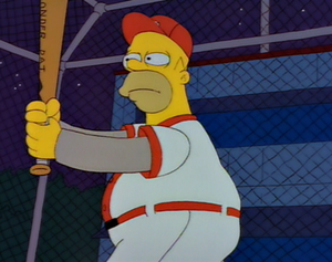 The Simpsons. Homer at the Bat.png