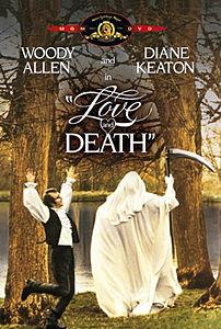 «Любовь И Смерть» — 1975