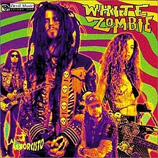 Обложка альбома White Zombie «La Sexorcisto: Devil Music, Vol. 1» (1992)