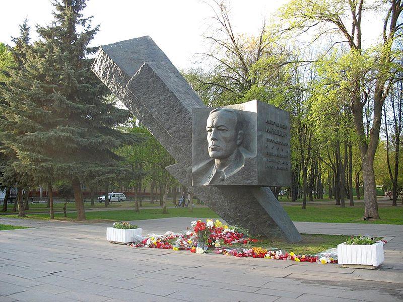 генерал Карбышев Дмитрий Михайлович