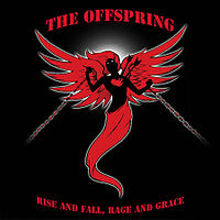 Обложка альбома The Offspring «Rise and Fall, Rage and Grace» (2008)