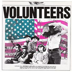 Обложка альбома Jefferson Airplane «Volunteers» ()