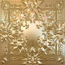 Обложка альбома Jay-Z и Канье Уэста «Watch the Throne» ()