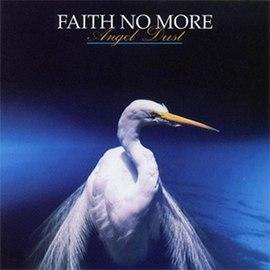 Обложка альбома Faith No More «Angel Dust» (1992)