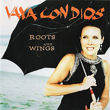 Обложка альбома Vaya Con Dios «Roots and Wings» (1995)