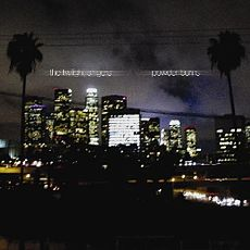 Обложка альбома The Twilight Singers «Powder Burns» (2006)