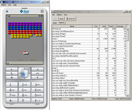 Sun Java Wireless Toolkit screenshot.PNG