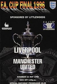 1996 FA Cup Final programme.jpg