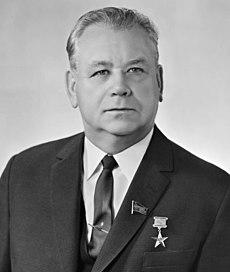 Кириленко член политбюро кпсс