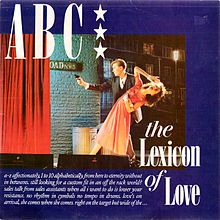 Обложка альбома ABC «The Lexicon of Love» (1982)