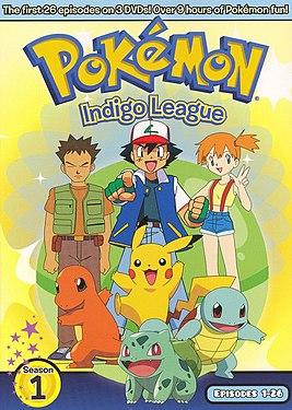 Список серий сезона «Покемон  Лига Индиго» — Википедия bbdc2e8c408b3