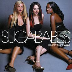 Обложка альбома Sugababes «Taller in More Ways» (2005)