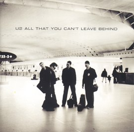 Обложка альбома U2 «All That You Can't Leave Behind» (2000)